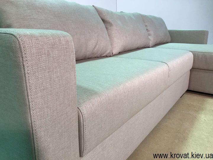 розкладний кутовий диван-ліжко на замовлення