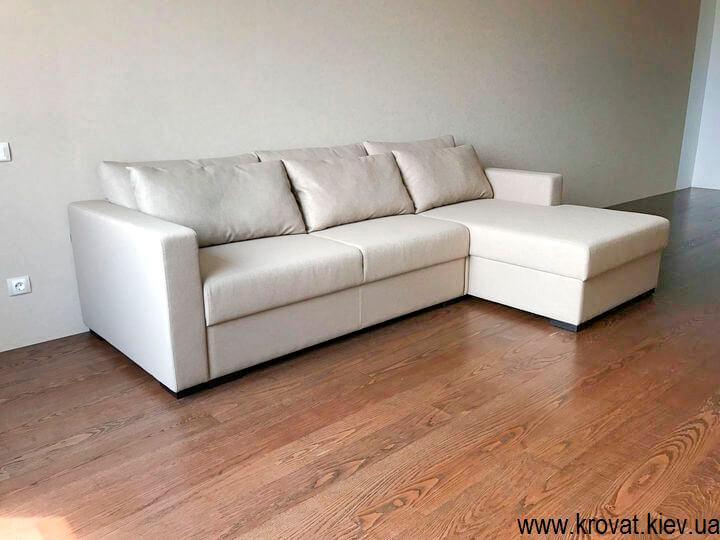 угловые диван-кровати на заказ