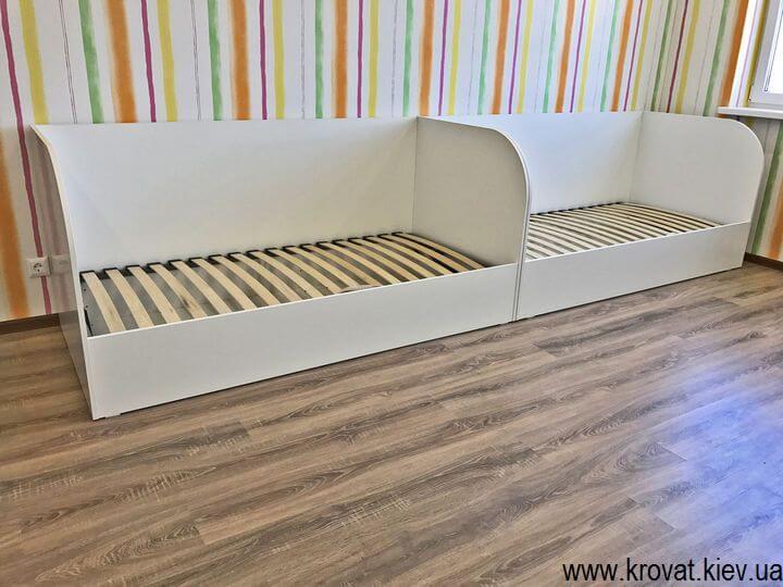 детская кровать из ДСП с подъемным механизмом на заказ