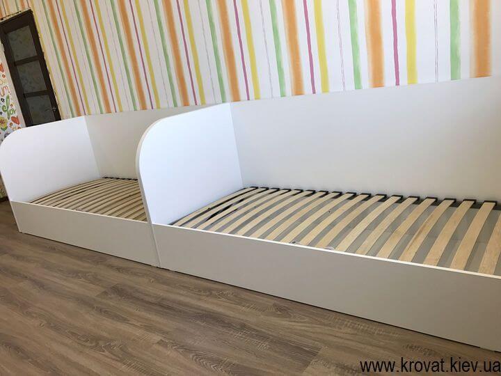 односпальне дитяче ліжко на замовлення
