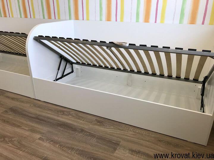кровать из ДСП для ребенка на заказ