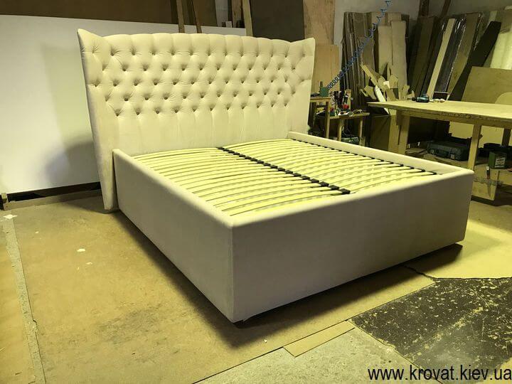 дизайн кровати американский стандарт на заказ