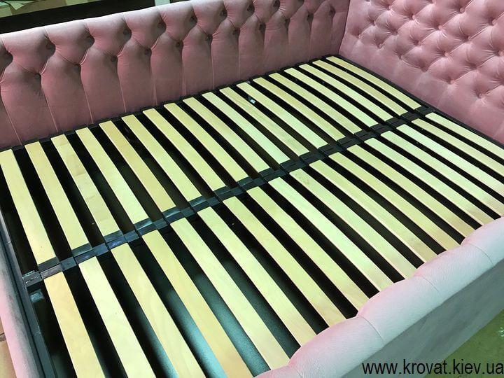 ортопедическая кровать для девочки на заказ