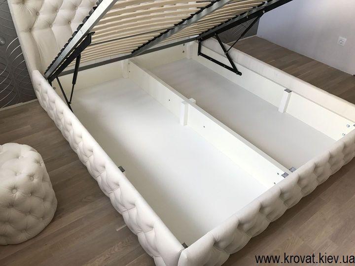 ліжко з коробом на замовлення