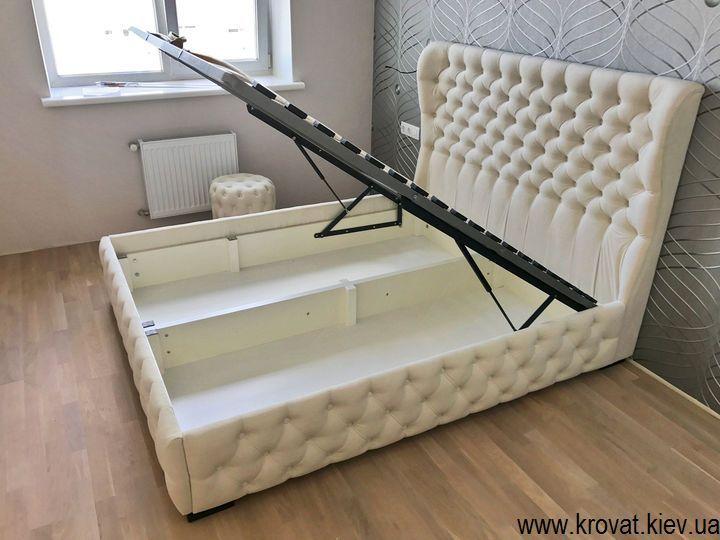 ліжка з підйомним механізмом на замовлення