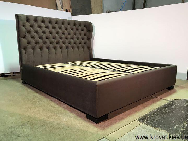 ліжко з оббивкою на замовлення