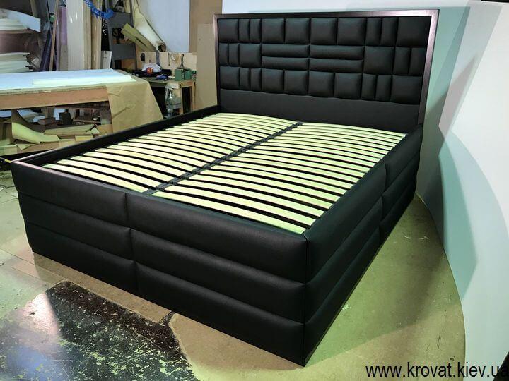 американский стиль высокой кровати на заказ