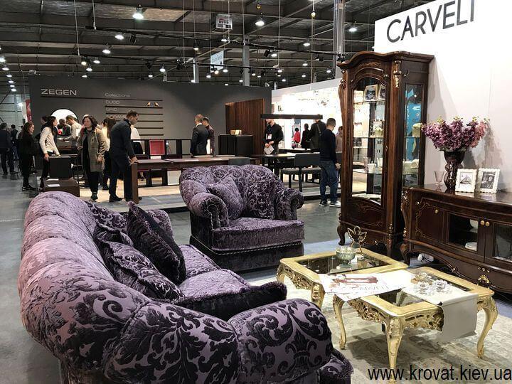 мебельная выставка design living tendency