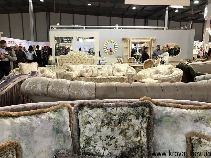 мебельная выставка design living tendency в киеве