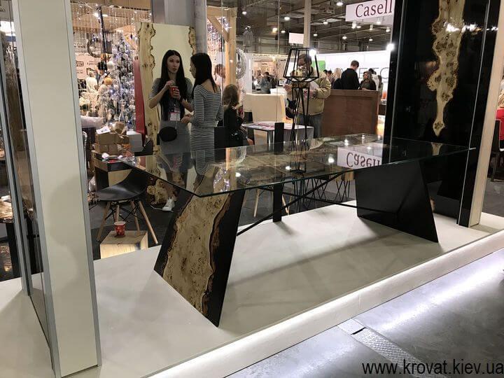 мебельная выставка Design Living Tendency 2017 в Киеве