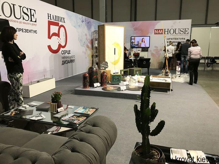 мебельная выставка design living tendency 2017