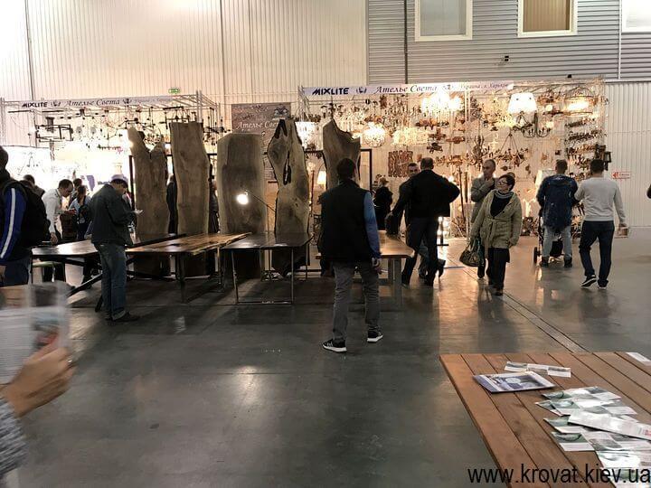 мероприятия выставки мебели 2017 в Киеве