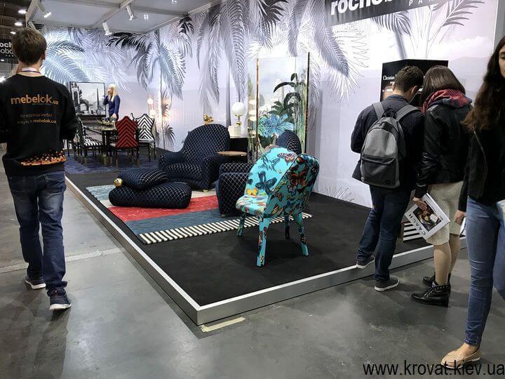 мебельные выставки DLT и МТКТ 2017 в Киеве