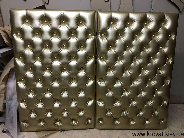 м'які стінові панелі на замовлення
