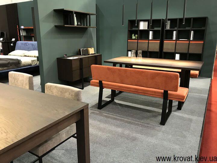 дизайнерская мебель на выставке kiff 2018