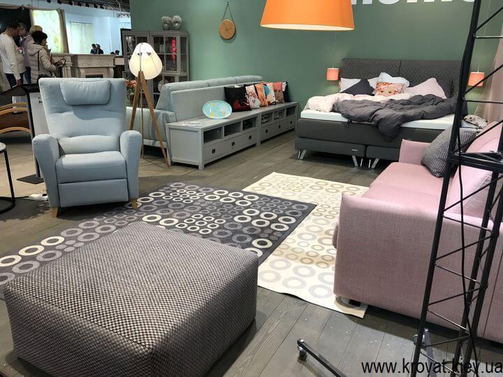 дизайнерская мягкая мебель