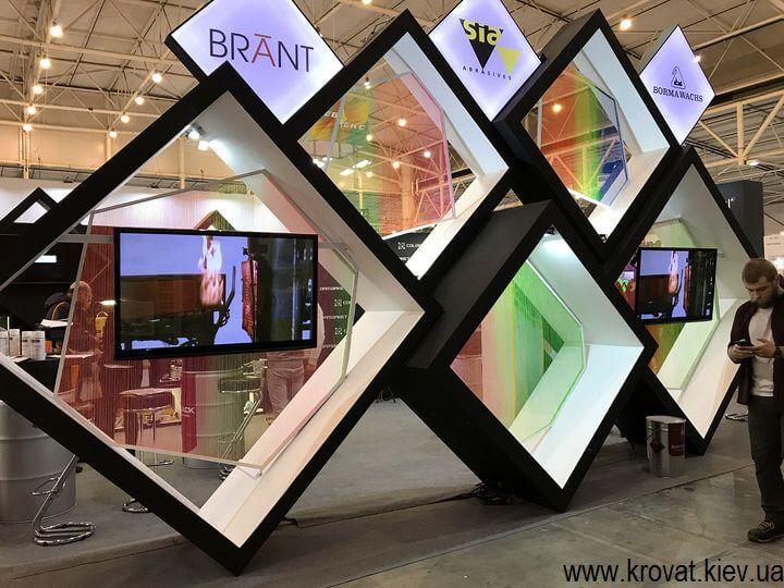 выставка современных технологий по мебели в Киеве