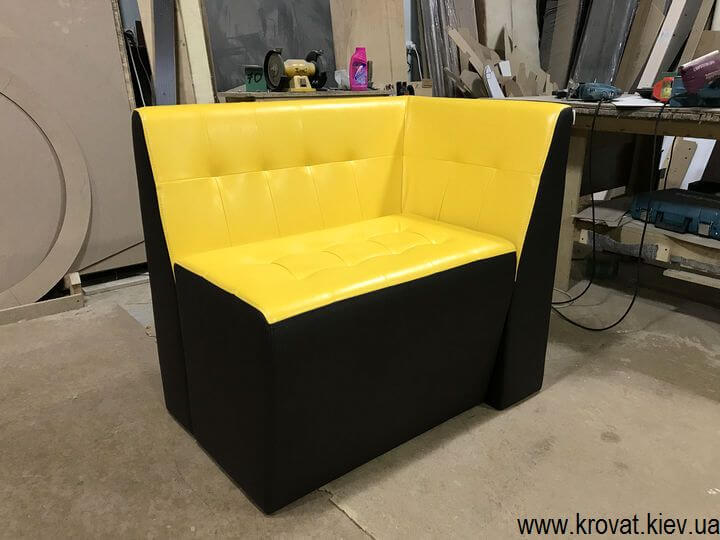 кухонный диванчик на заказ в Киеве