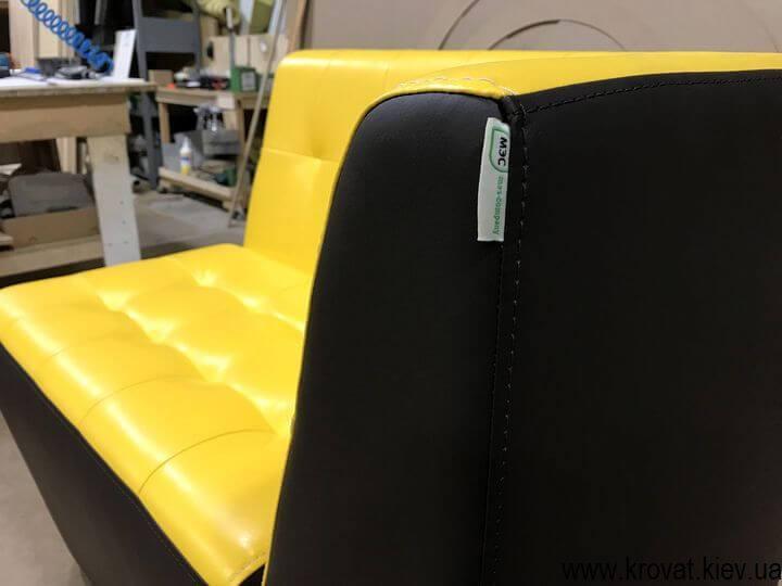 изготовление кухонных диванчиков в Украине