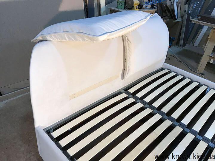 кровать с ящиком на заказ