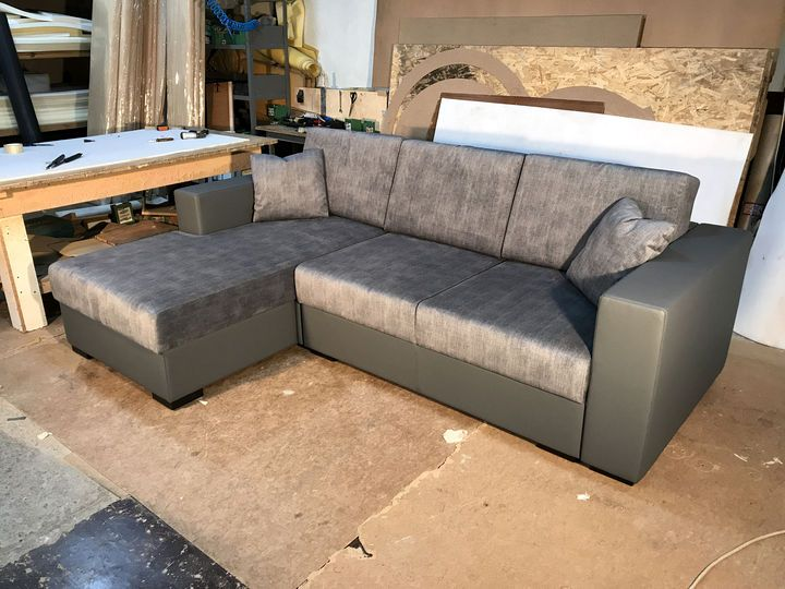 изготовление угловых диванов на заказ