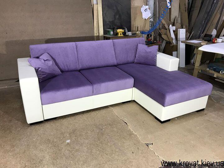 производство угловых диванов на заказ
