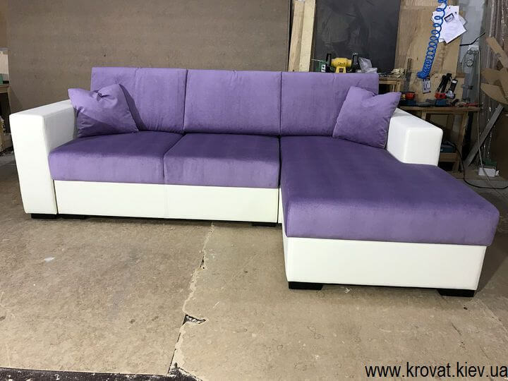 угловые раскладные диваны на заказ