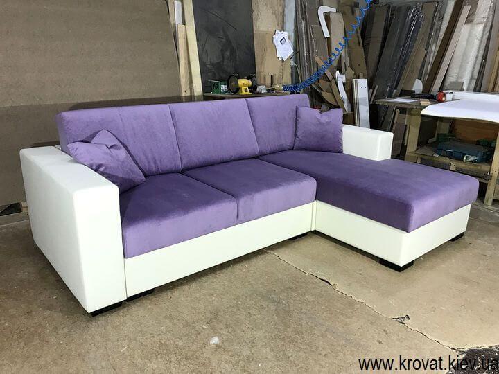 виробництво розкладних диванів з механізмом пума на замовлення