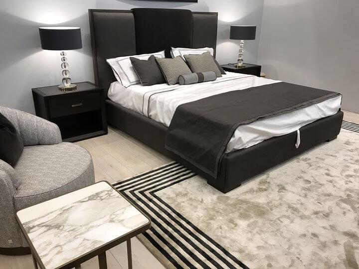 итальянская кровать tosconova