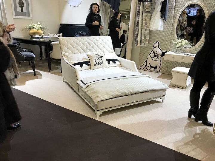 подростковая итальянская кровать