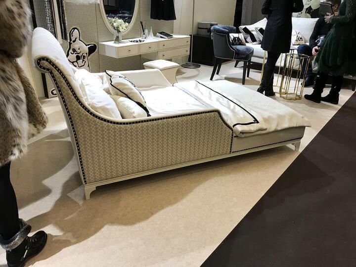 итальянская кровать для подростка девочки