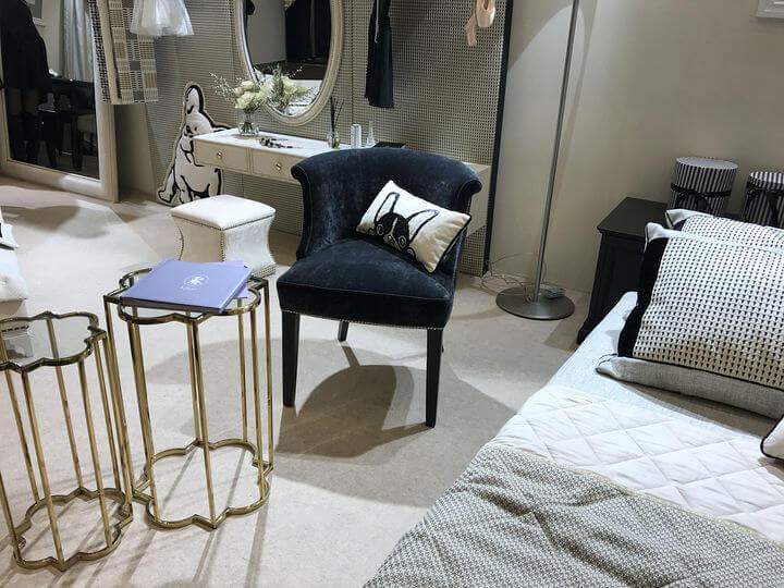 итальянские кресла для спальни и кафе