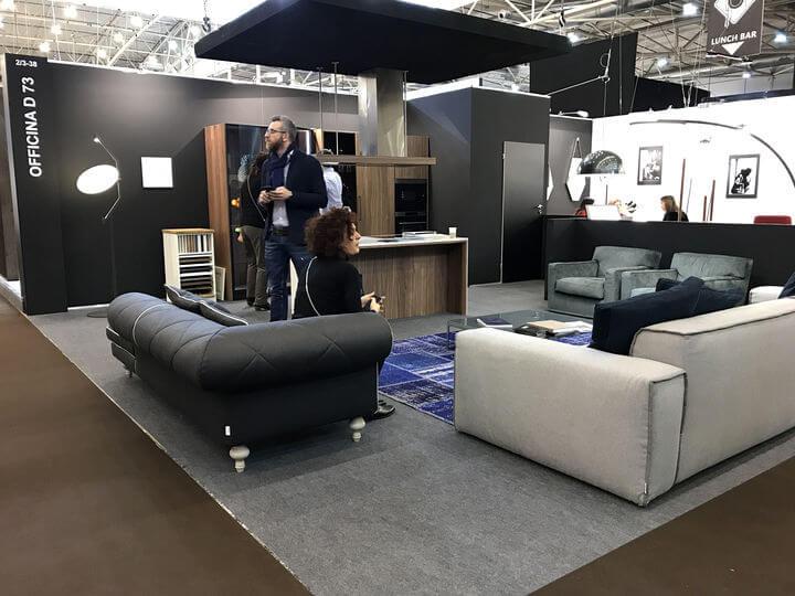 итальянская мебель для офиса officina d 73