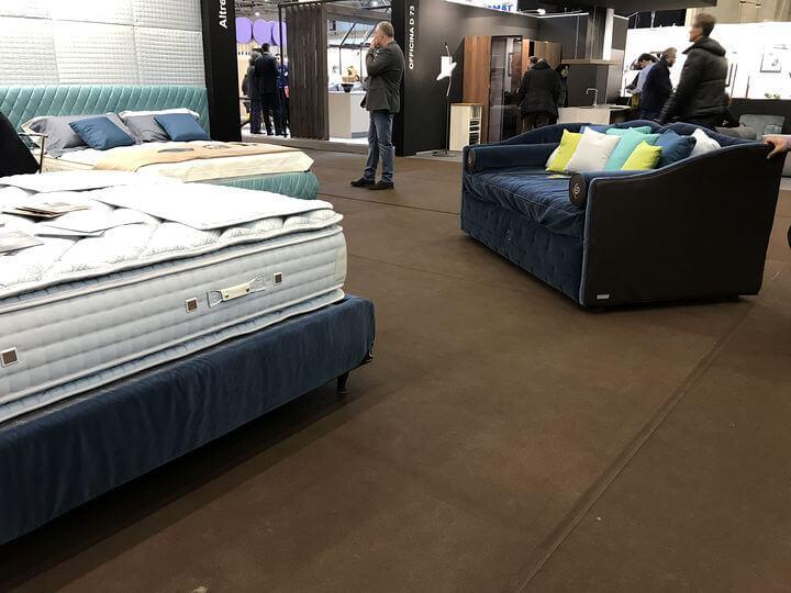 мебель производства Италия в Киеве на выставке