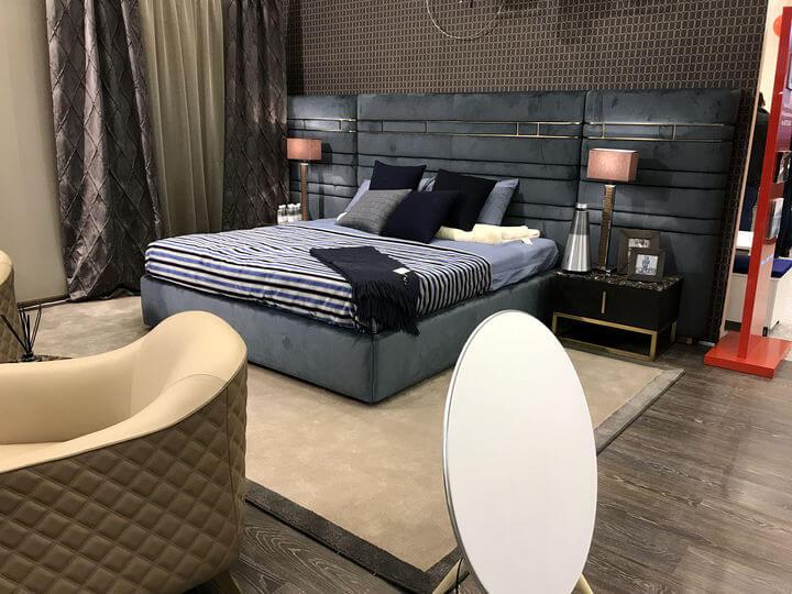 элитные итальянские кровати