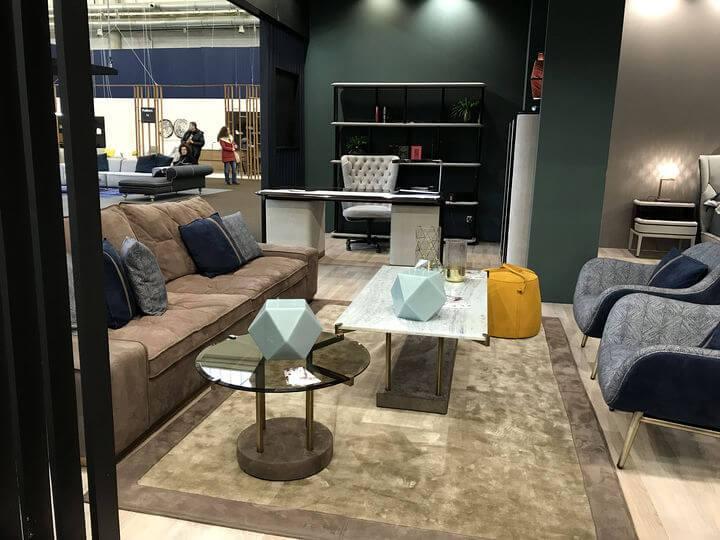мягкая мебель производства Италия