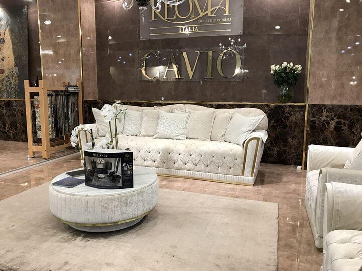 итальянский диван keoma cavio