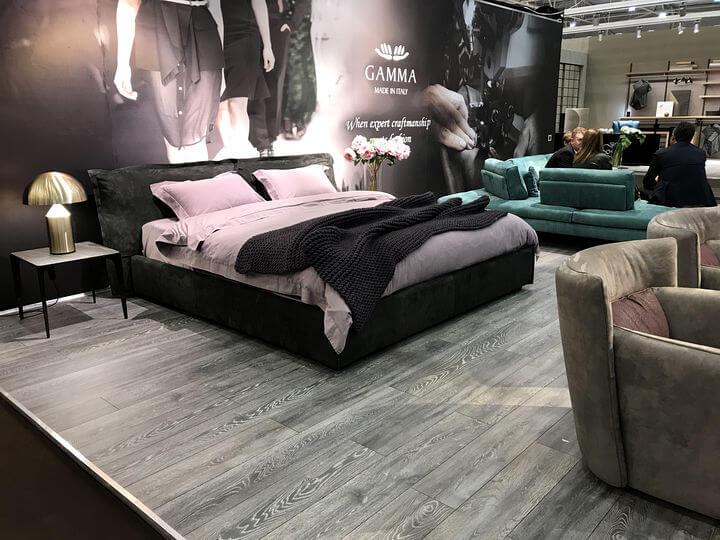 итальянские кровати gamma