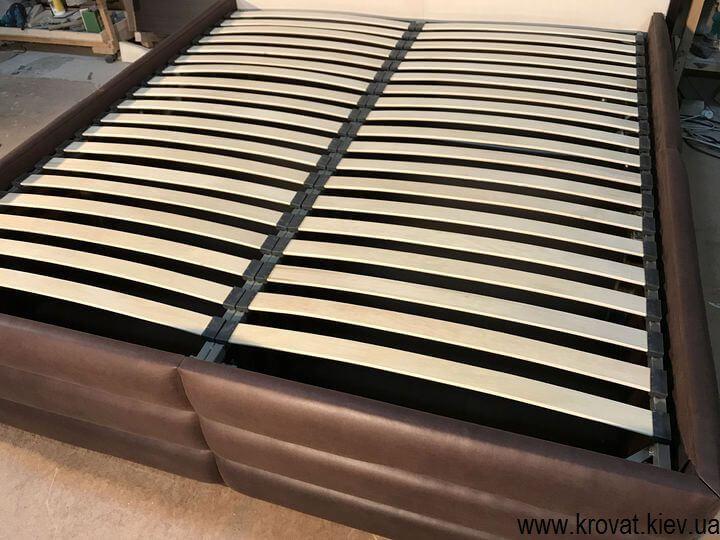 кровать с большим спальным местом на заказ