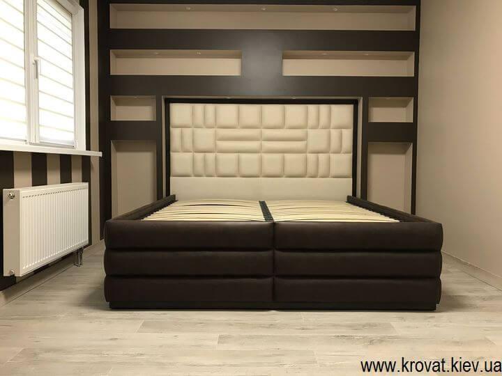 высокая кровать на заказ