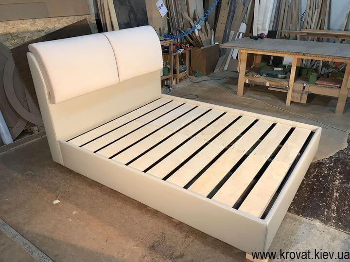 кровать без ламелей на заказ