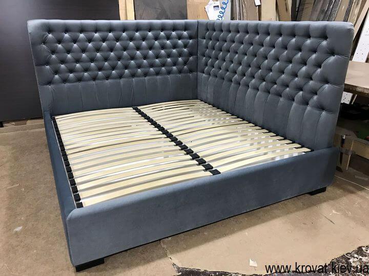 ліжко з двома спинками на замовлення