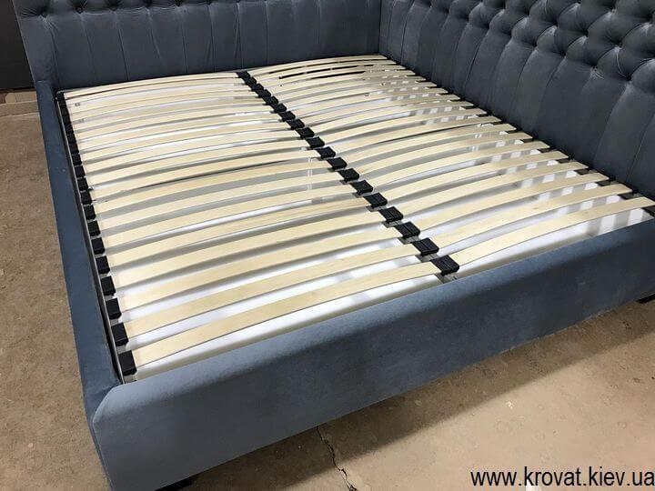 угловая кровать под ортопедический матрас на заказ