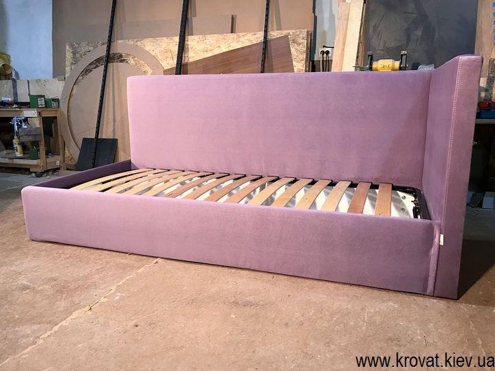 односпальне кутове ліжко на замовлення