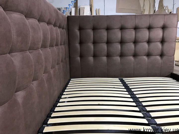 ліжко з бічною спинкою на замовлення