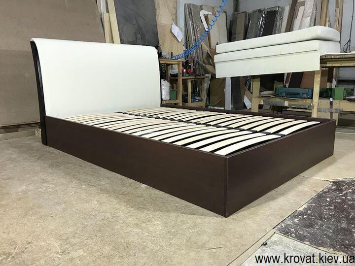 кровать 140х200 с подъемным механизмом на заказ