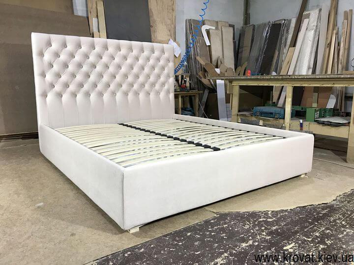 двуспальная кровать 160х190 на заказ
