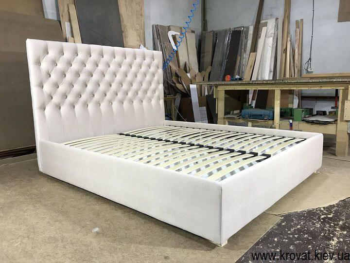 виготовлення ліжок за розмірами на замовлення