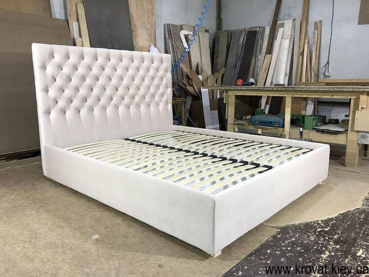 кровать 160х190 в ткани на заказ