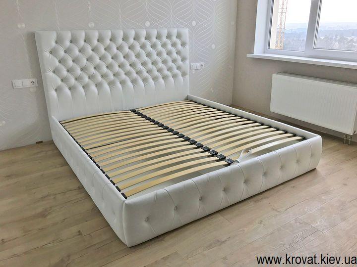 ліжко без ніжок в спальню на замовлення